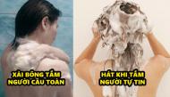 Những thói quen khi tắm có thể nói trúng phóc về tính cách của bạn đấy!