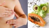 """Ngực lên size rõ rệt không cần nâng khi massage với 5 hỗn hợp """"rẻ bèo"""" này"""