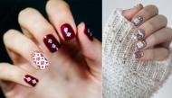 Những mẫu nail nhìn là mê cho chị em xúng xính dịp Giáng Sinh