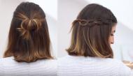 """6 kiểu tết tóc ngắn cực xinh, giúp các nàng """"tuổi băm"""" có thể ăn gian đến 10 tuổi"""