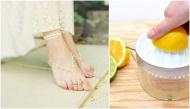 Sở hữu da chân trắng nõn siêu dễ với nguyên liệu rẻ bèo