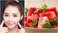10 thực phẩm cấp nước cho da trong tiết trời khô hanh