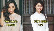 Top 5 nước được bình chọn có phụ nữ đẹp nhất châu Á, Việt Nam đứng ở vị trí vô cùng bất ngờ