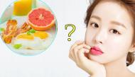 Các nàng da dầu nên ăn những thực phẩm gì để giảm tiết bã nhờn hiệu quả?