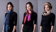 12 cách quàng khăn cá tính giúp các cô nàng đẹp mê mẩn trong ngày trời trở gió