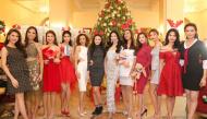 Món quà đặc biệt mừng giáng sinh và đón chào năm mới của thí sinh Hoa hậu Hoàn Vũ Việt Nam 2017