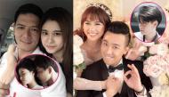 Những mối tình tốn nhiều giấy mực nhất của showbiz Việt năm 2017