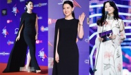 """Xuất hiện ở MAMA 2017, Lee Young Ae khẳng định ngôi vị """"quốc bảo nhan sắc"""" Hàn Quốc"""