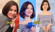 """Loạt ảnh 3 năm trước """"bị đào mộ"""", Song Hye Kyo càng khẳng định nhan sắc trường tồn với thời gian"""