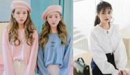 10 xu hướng thời trang được gái Hàn lăng-xê nhiều nhất năm 2017