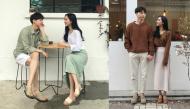 """Đã yêu nhau là phải diện đồ đôi """"chất phát ngất"""" như giới trẻ Hàn Quốc"""