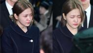 """Yeri (Red Velvet) bị """"ném đá"""" vô lý khi đứng trước linh cữu của Jong Hyun"""