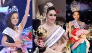 Những mỹ nhân Việt từng đạt danh hiệu Hoa hậu, Á hậu mà chẳng mấy ai nhớ đến