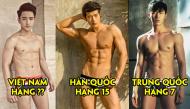 15 đất nước nhiều trai đẹp nhất thế giới, Việt Nam đạt thứ hạng bất ngờ