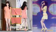 Cách chữa cháy của sao Hàn khi gặp sự cố trang phục: Người vẫn chỉn chu, người khiến fan cười ngất