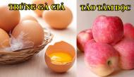 Nhận diện 10 loại thực phẩm độc hại có xuất xứ từ Trung Quốc