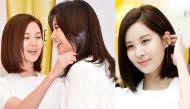 Hội ngộ Yuri tại sự kiện, Seohyun đã có hành động chứng tỏ cô luôn là một mẩu của SNSD