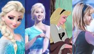 """Sana (TWICE) được so sánh đẹp như công chúa Disney, ngày càng """"lấn lướt"""" Tzuyu"""