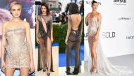 """10 bộ váy """"mặc như không mặc"""" gây ấn tượng nhất của sao Hollywood năm 2017"""