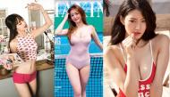 Những hình ảnh gợi cảm táo bạo hiếm hoi của các mỹ nhân Hàn trên bìa tạp chí