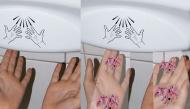 Chúng ta sẽ rước họa vào thân vì sử dụng máy sấy khô tay trong các nhà vệ sinh công cộng