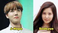 Những thần tượng Kpop không ít lần tự ti vì gương mặt không đẹp mặc dù fan đã hết lời khen ngợi