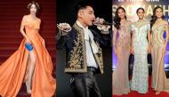 Thời trang sao Việt tuần qua: Người xuất hiện như nữ thần, người khoe áo tiền tỉ