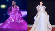 Không chỉ Bảo Anh, hàng loạt mỹ nhân Việt cũng từng diện váy đổi màu, phát sáng lên sân khấu