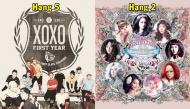 Vượt mặt SNSD và EXO, đây mới là nghệ sĩ có album chất lượng nhất SM