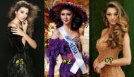 Công bố top 10 Hoa hậu đẹp nhất thế giới năm 2017 đang trở thành biểu tượng sắc đẹp