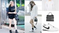 """""""Bóc giá"""" thời trang sân bay cực chất của các nữ thần tượng Hàn Quốc"""
