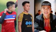 """Những kiểu tóc """"chất chơi"""" của dàn cầu thủ U23 Việt Nam khiến chị em """"điêu đứng"""""""