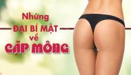 Những bí mật thú vị về cặp mông nữ giới khiến đàn ông mê mẩn