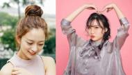 """Những kiểu tóc đẹp đơn giản cho ngày Tết, cô nàng """"vụng về"""" đến mấy cũng có thể làm được"""