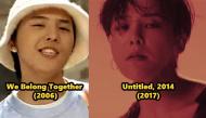 So sánh nhan sắc của thần tượng Kpop giữa MV đầu tiên và MV mới nhất