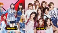 BXH thương hiệu girlgroup Kpop tháng 1: vị trí thứ 3 khiến nhiều người kinh ngạc