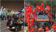 U23 Uzbekistan và U23 Việt Nam đều được chào đón khi về nước như những người hùng