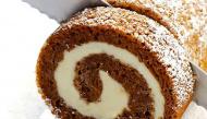 """Công thức làm bánh kem cuộn bí ngô siêu đơn giản cho những """"tín đồ bánh ngọt"""""""