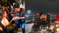 Điểm danh những màn cầu hôn ngôn tình của sao Việt: Người được khen, người bị chê lố