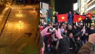 Những khoảnh khắc đồng hành cùng U23 Việt Nam của du học sinh Việt khiến cộng đồng mạng xúc động
