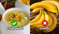 Top 10 loại thực phẩm nên và không nên ăn khi đói bụng, chớ dại mà dùng bừa