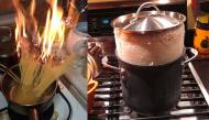 Cười lăn với loạt ảnh thảm họa bếp núc vượt xa trí tưởng tượng của con người