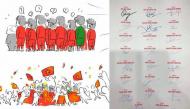 Cười lăn lộn với loạt thử tài đoán tính cách thông qua chữ kí của CĐM dành cho U23 Việt Nam