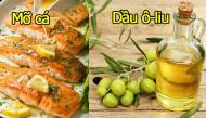 Ăn thoải mái những chất béo này mà chẳng lo ngại cơ thể tăng cân