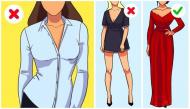 Những lỗi sai khi phối trang phục khiến bạn kém sang trong mắt mọi người