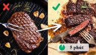 Những sai lầm trong quá trình nấu nướng mà chị em thường xuyên mắc phải