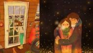 """Bộ ảnh những khoảnh khắc """"tình bể bình"""" mà cặp đôi nào cũng trải qua"""