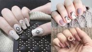 """Cần gì màu mè, chỉ cần những mẫu nail này cũng giúp bạn """"nổi bần bật"""" trong năm mới"""