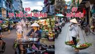 Việt Nam có 2 đại diện lọt top 10 thành phố có chi phí sinh hoạt rẻ nhất Đông Nam Á năm 2018