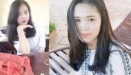 Đọ nhan sắc em gái xinh đẹp chẳng thua gì hot girl của dàn cầu thủ nổi tiếng Việt Nam